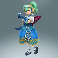 Machaon costume ALBW HWL