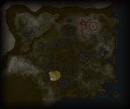 Plateau du Prélude carte Hyrule