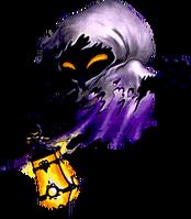 Poe Artwork (Ocarina of Time)