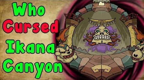 Zelda Theory - Who CURSED Ikana Canyon? (The Legend Of Zelda Majoras Mask)