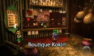 Boutique Kokiri OoT3D