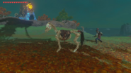 Breath of the Wild Horses Stalhorse (Hylian Hostility)