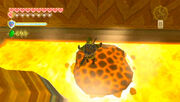 Fruto Acuoso en lava