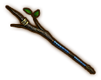 Hyrule Warriors Spear Deku Spear (Level 1 Spear)