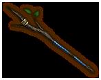Hyrule Warriors Spear Deku Spear (Level 1 Spear)