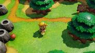 TLOZ Link's Awakening screen 14
