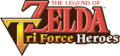 Tri Force Heroes Logotipo
