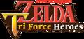 Tri Force Heroes Logotipo