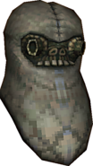 Twilight Princess Ashei Ashei's Yeti Mask (Render)