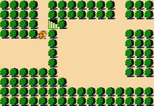 Zelda level 7 (second quest)