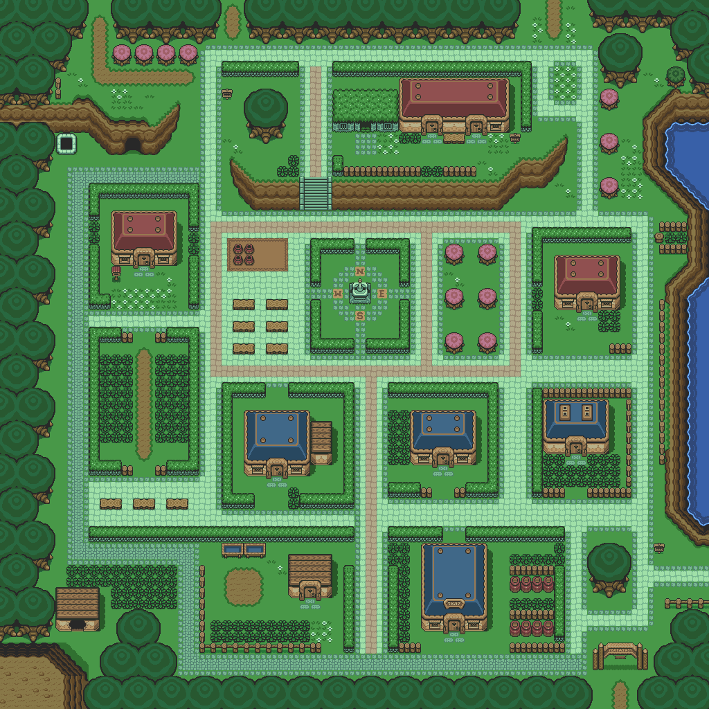 Kakariko Village | Zeldapedia | FANDOM powered by Wikia