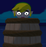 Link in a Barrel