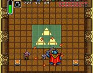 Pyramide Ganon ALttP