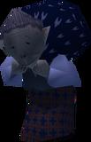 Anciana de la Tienda de Bombas