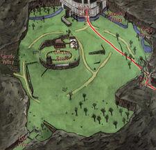 Mapa Pradera de Hyrule OoT