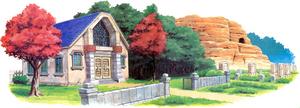 Sanctuaire ALttP