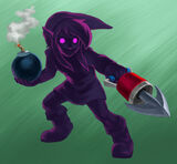 Shadow Link (A Link Between Worlds)