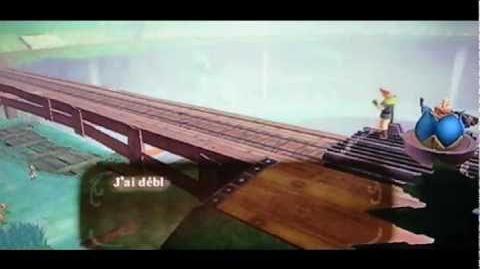 Zelda Skyward Sword Autre Boss n°2 Le Banni, 2eme Combat