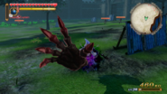 Hyrule Warriors Ring Floormaster (Strong Attack)