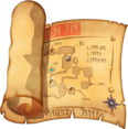 Labyrinthkarte(The Wind Waker)