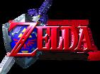 The Legend of Zelda Ocarina of Time 3D logo