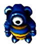 Eyegore Azul ALBW