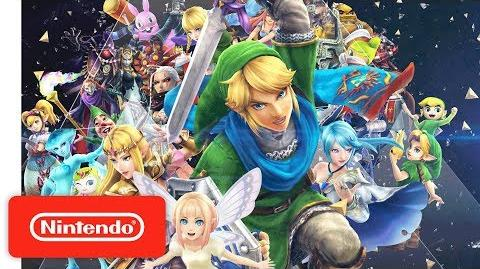 Hyrule Warriors Definitive Edition Trailer 1 - Nintendo Switch