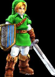 Hyrule Warriors Link Kokiri Tunic (DLC Outfit)