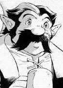 Oncle de Link Manga
