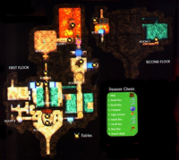 Stone Tower Temple Map