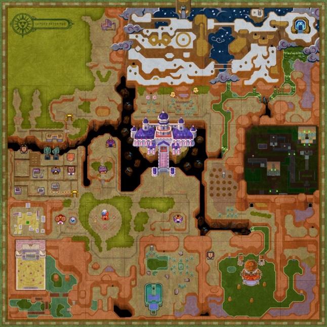 Image - Zelda-a-link-between-worlds-lorule-map.jpg | Zeldapedia ...