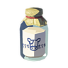Breath of the Wild Milk (Cooking Ingredient) Fresh Milk (Icon)