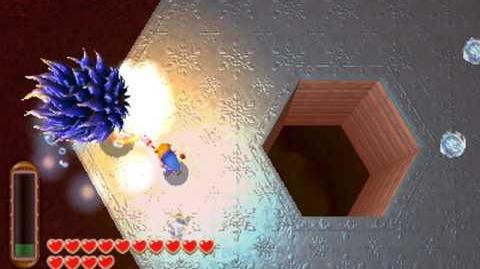 The Legend of Zelda A Link Between Worlds Boss 10 - Dharkstare