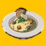 File:Breath of the Wild Food Dish (Risotto) Mushroom Risotto (Icon).png