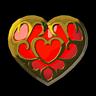 Contenedor de corazón BotW