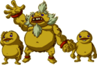 Gorons (Oracle of Ages)