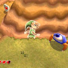 Link dipinto e un <a class=