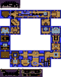 Grotte du Génie carte
