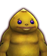 Hyrule Warriors Goron Forces Goron (Dialog Box Portrait)