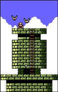 Sala del jefe en la Torre del Águila LA