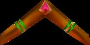 Bumerán en OoT