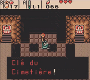 Clé Cimetière Image OoA