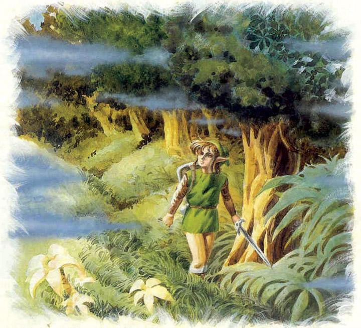 Lost Woods | Zeldapedia | FANDOM powered by Wikia