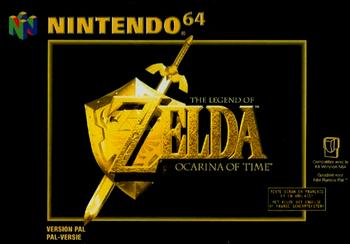 Carátula N64