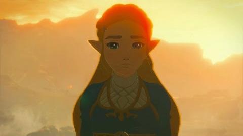The Legend of Zelda - Breath of the Wild Sur la route de Lanelle (Souvenir 14)