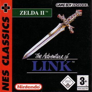 Confezione europea della versione GameBoy Advance