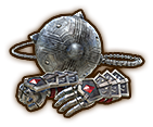 Hyrule Warriors Gauntlets Silver Gauntlets (Level 1 Gauntlets)