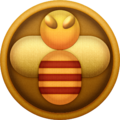 Albw bee badge by blueamnesiac-d6wt86n.png