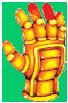 Artwork Guantes de Titán ALttP