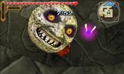 Hyrule Warriors Legends Ocarina Moon Soccer Ball (Focus Spirit Attack)
